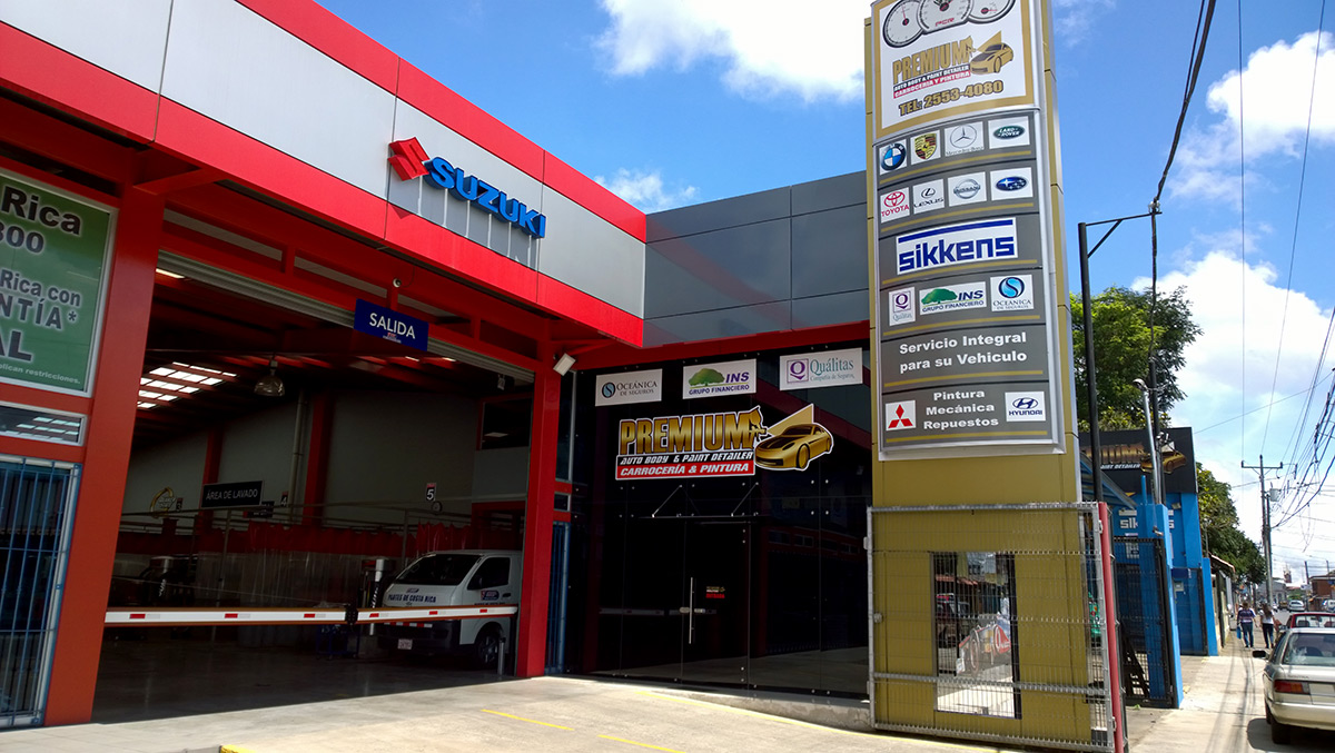 Frontal oficina 3 for Oficina qualitas auto valencia